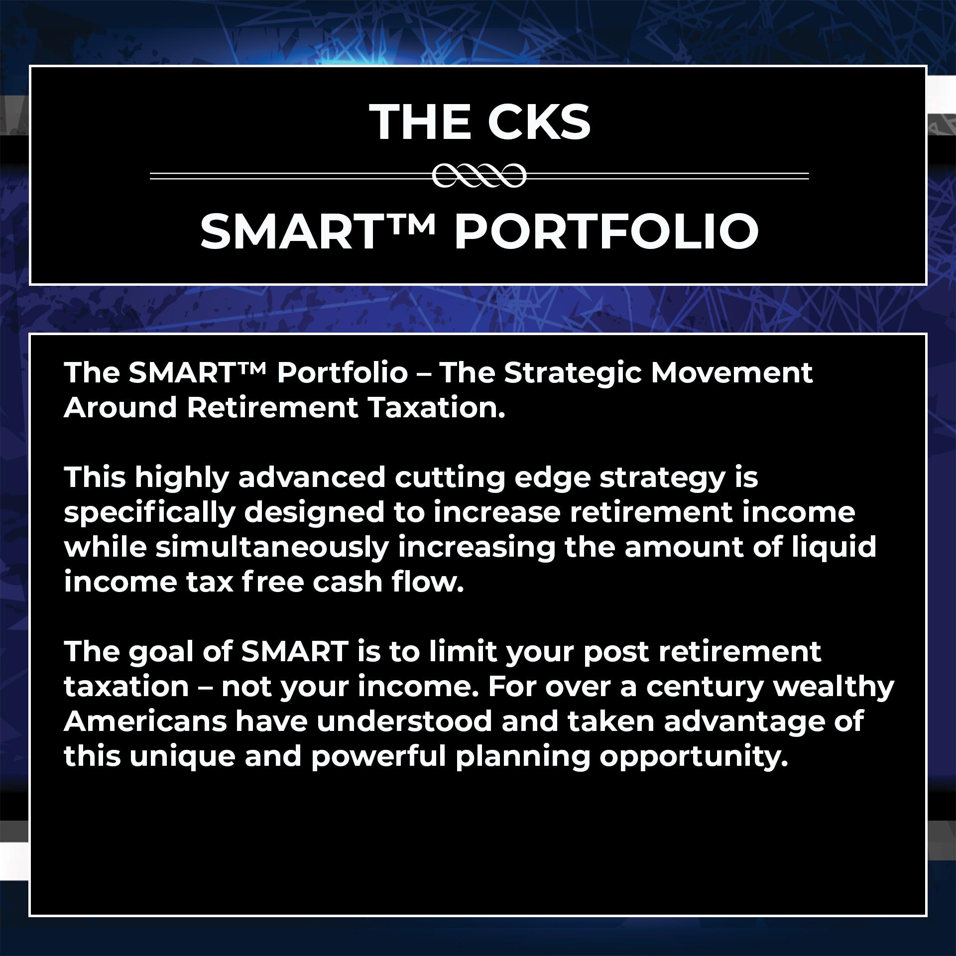 smart retirement portfolio