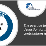 Financial Fact from CKS Summit Group