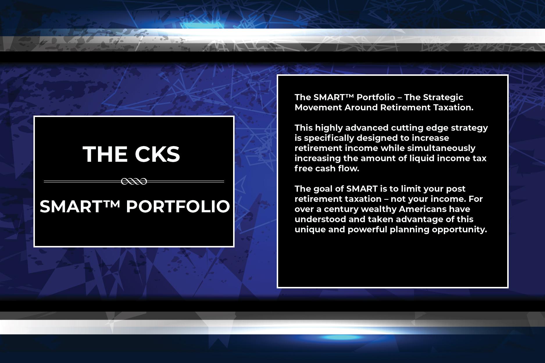smart portfolio