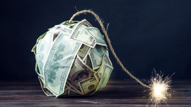 Is Another Financial Crisis on the Way?