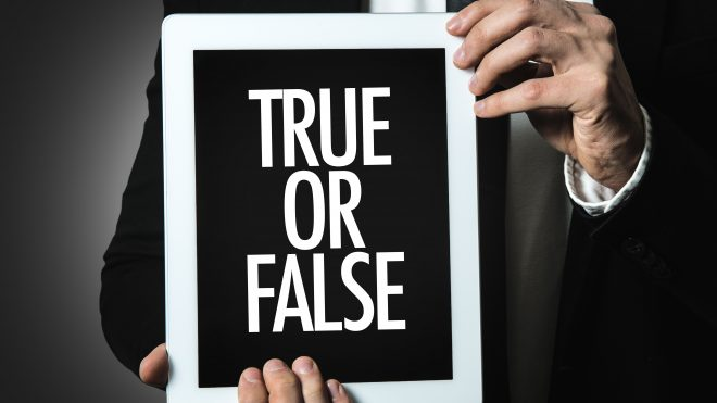 Retirement Myths: True or False?