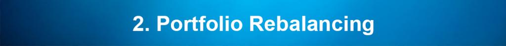 2. Portfolio Rebalancing