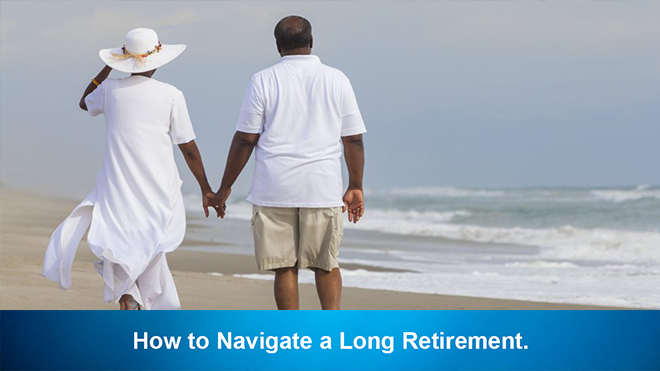 How to Navigate a Long Retirement.
